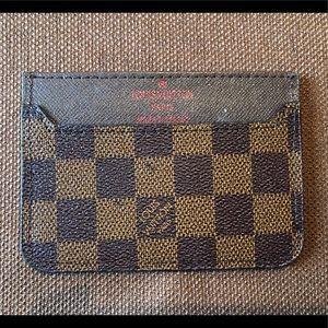Accessories - Luxury card holder